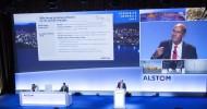 Assemblée Générale des Actionnaires d'Alstom, 1 juillet 2014, Paris La Défense - droits Eric Lamperti