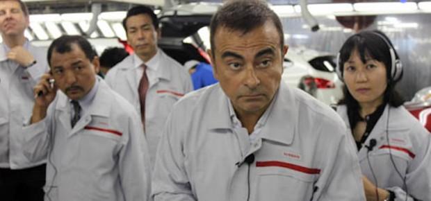 Ghosn chez Renault